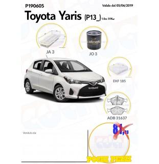 Kit Tagliando Toyota Yaris...