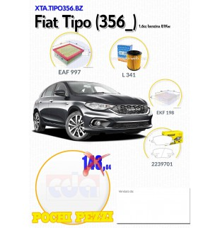 kit tagliando Fiat Tipo...