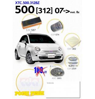 Kit Tagliando Fiat 500...