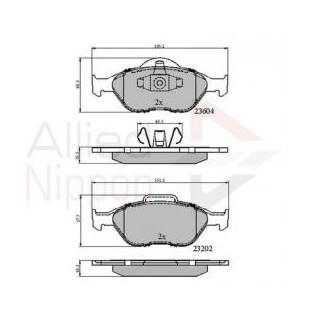 Kit Pastiglie Comline CBP0891